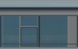 Kostenlose Glas Fassade Textur Download