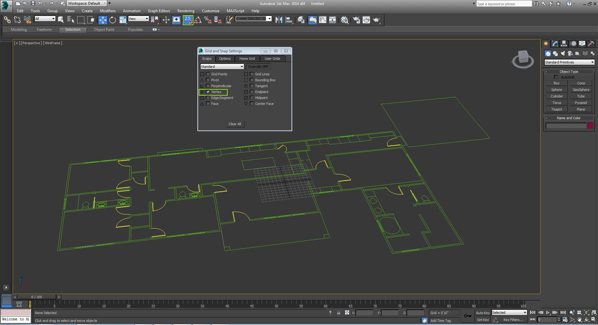 Autodesk Floor Plan How To Create A 3d Architecture Floor Plan Rendering